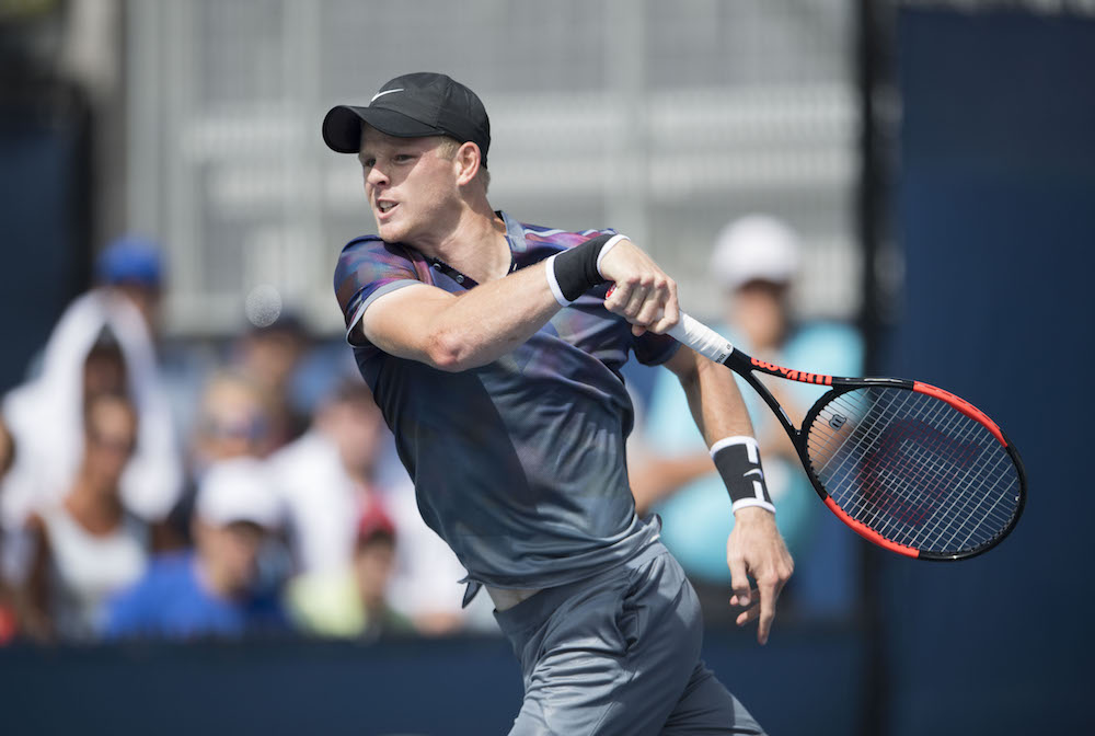 Kyle Edmund, US Open 2017, Flushing Meadows, New York