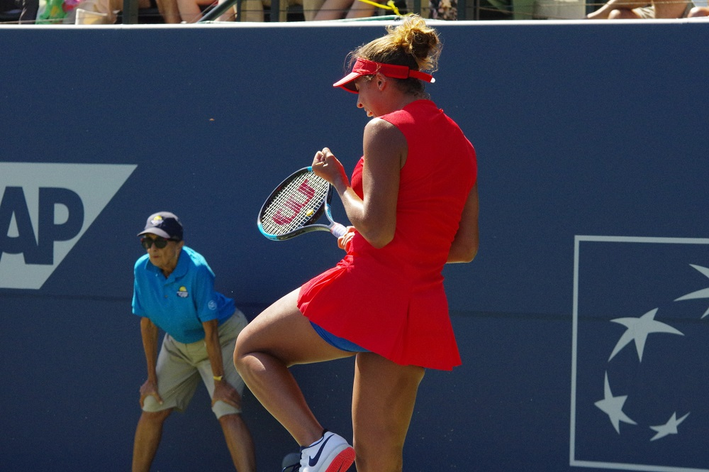 Madison Keys, WTA Stanford Bank of the West Classic final