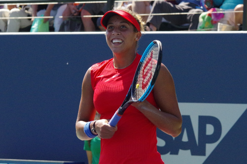 Madison Keys, WTA Stanford Bank of the West Classic
