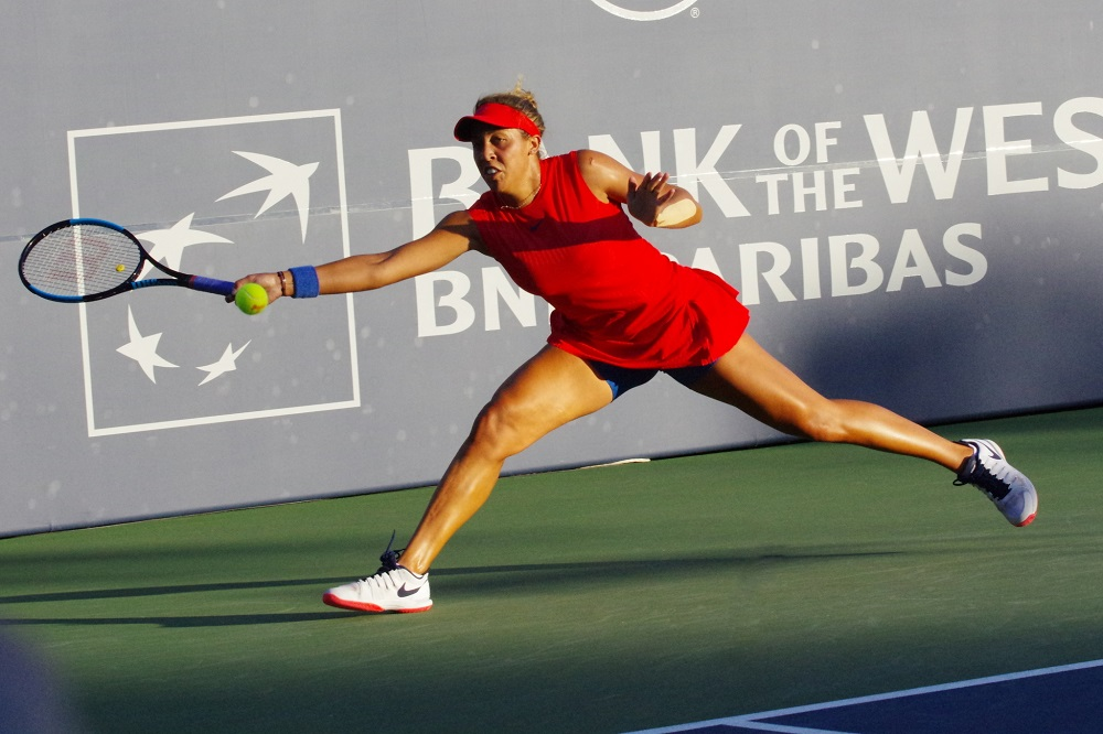 Madison Keys, WTA Stanford, Bank of the West Classic
