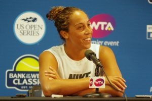 Madison Keys, Bank of the West, WTA Stanford