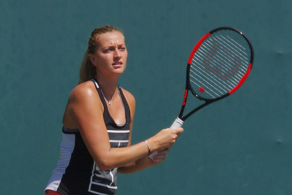 Petra Kvitova, WTA Stanford, Bank of the West Classic, Tennis Results, Tennis Scores, Tennis News