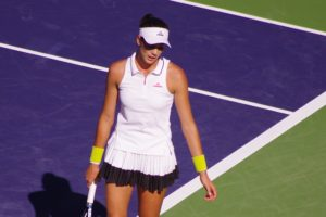 Garbine Muguruza, BNP Paribas Open, Indian Wells