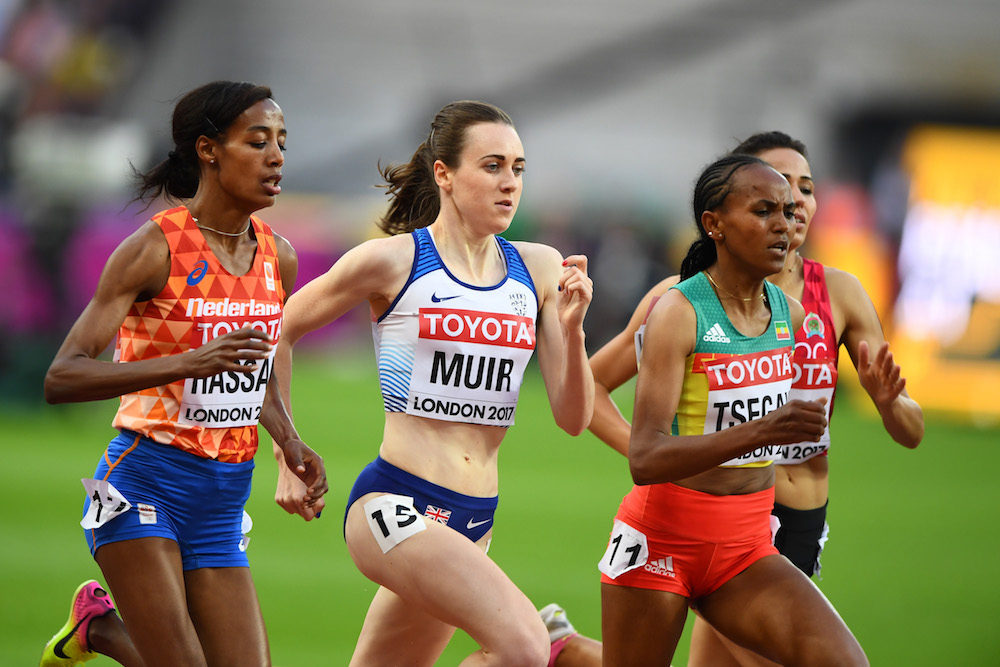 Laura Muir, IAAF World Championships London 2017, Athletics Results, Athletics News