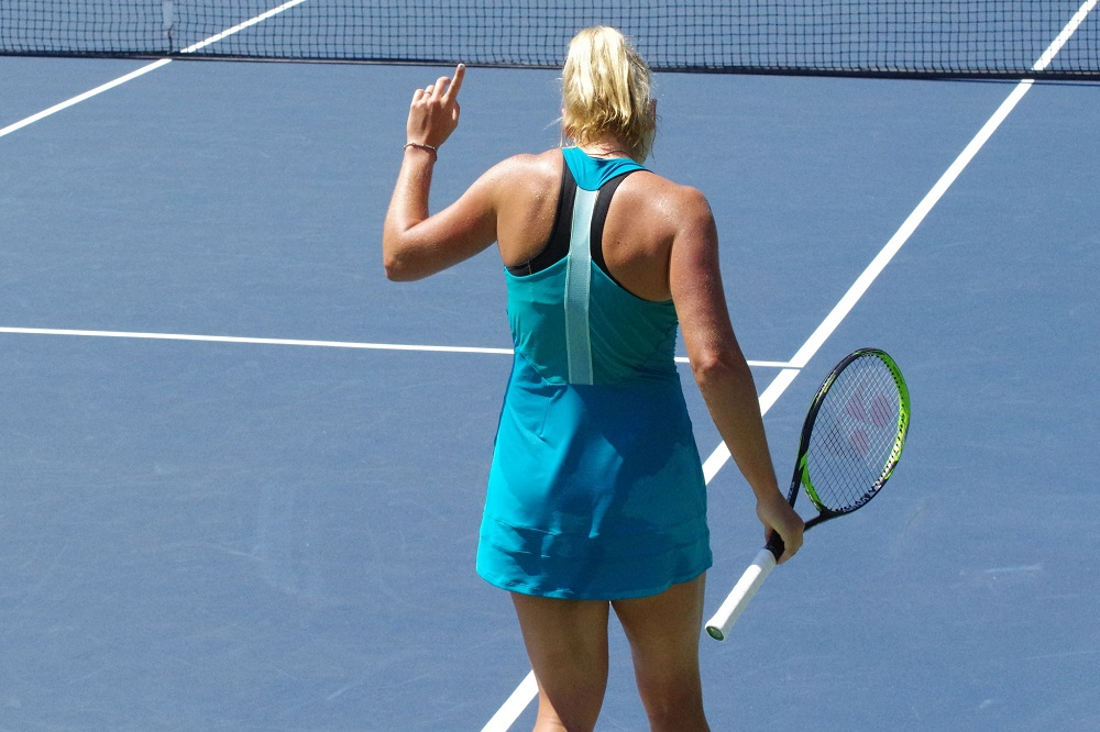 Coco Vandeweghe, WTA Stanford, Bank of the West Classic 2017