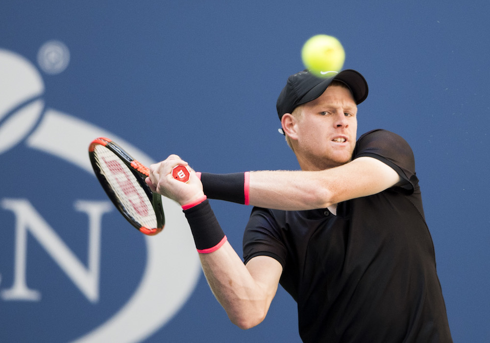 Kyle Edmund US Open 2017, Flushing Meadows, New York