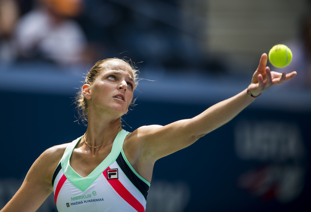 Karolina Pliskova US Open 2017, Flushing Meadows, New York