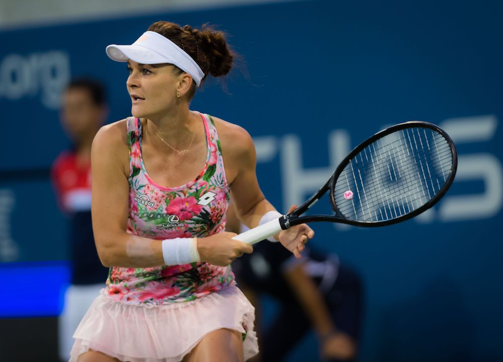 Agnieszka Radwanska US Open 2017, Flushing Meadows, New York
