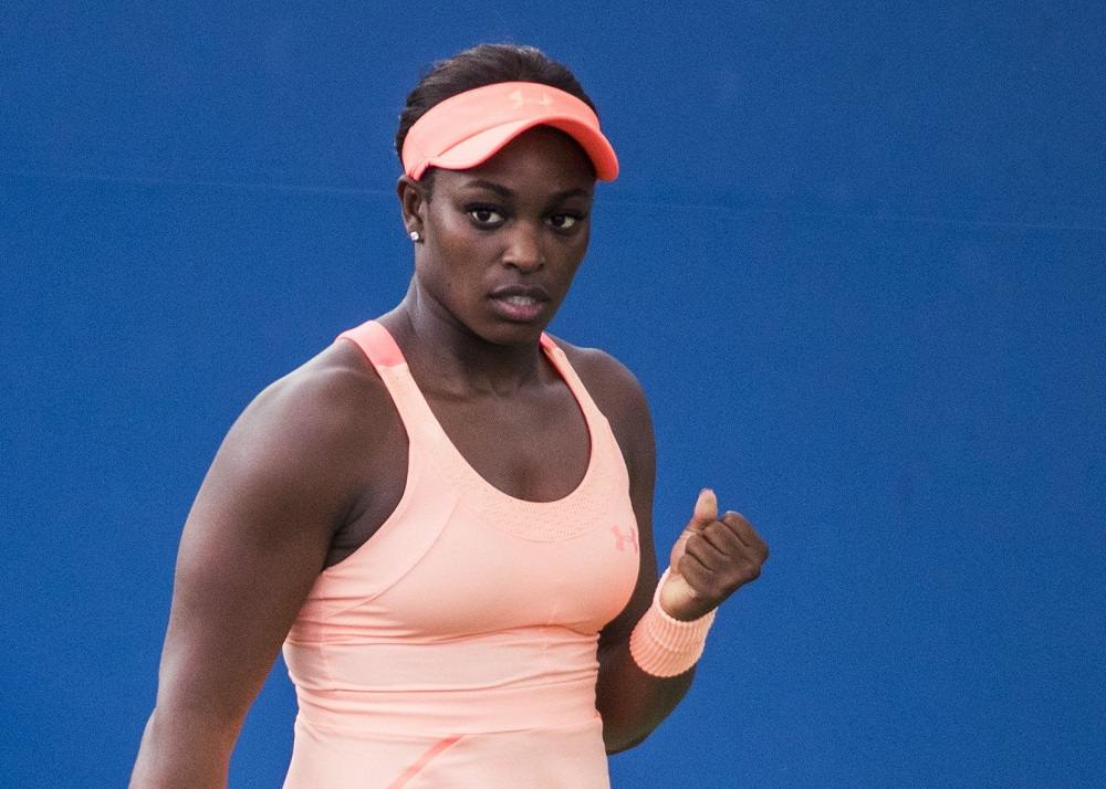 Sloane Stephens, US Open 2017, Flushing Meadows, New York