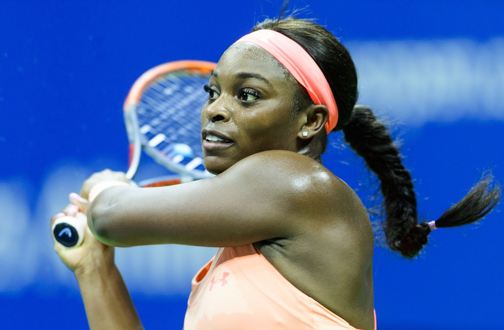 Sloane Stephens takes down Jelena Ostapenko at 2018 Miami Open