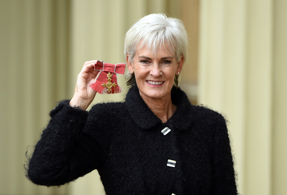 Photo by REX/Shutterstock | Judy Murray