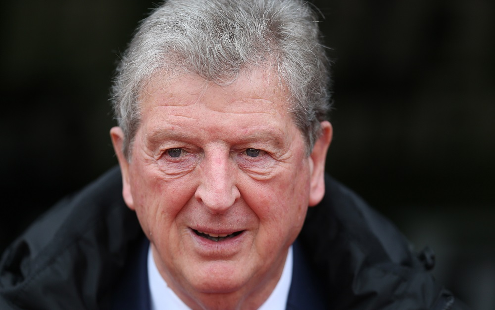 Roy Hodgson Manager of Crystal Palace, Premier League 2018