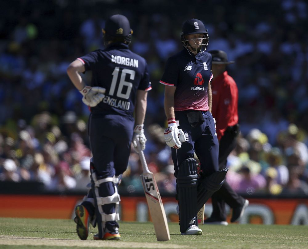 England beat Australia to seal 4-1 ODI series victory