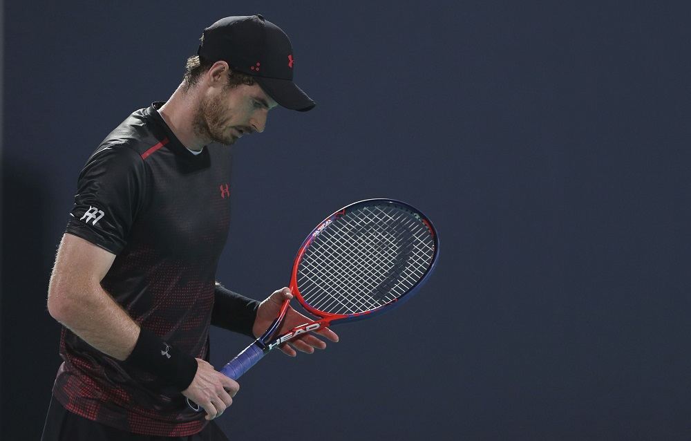 Andy Murray, Mubadala World Tennis Championships 2017
