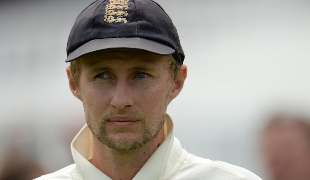 Joe Root. during the first test between England & Pakistan, 2018