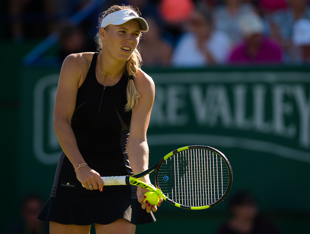 Wozniacki calls for Serena seeding at Wimbledon