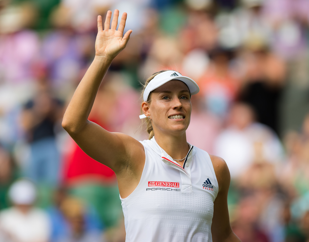 Angelique Kerber in the third round of Wimbledon 2018 | Jimmie48 Tennis Photography