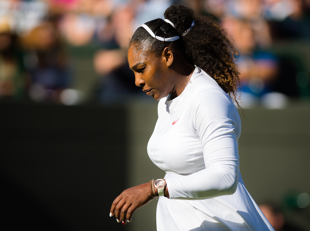 Serena Williams rockets up world rankings after Wimbledon final loss