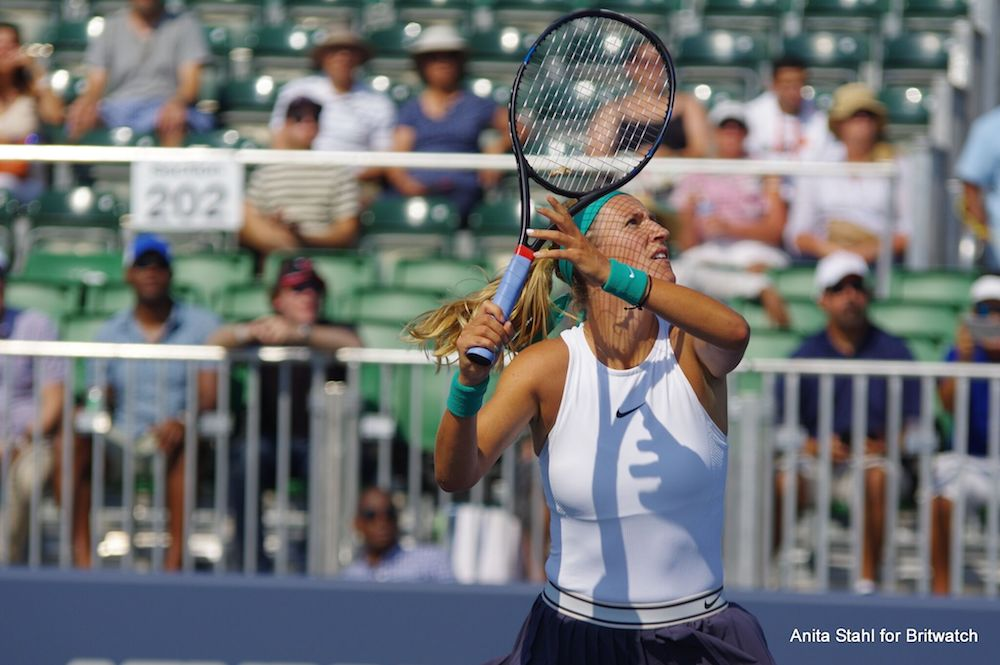 Victoria Azarenka at the Mubadala Silicon Valley Classic, WTA San Jose