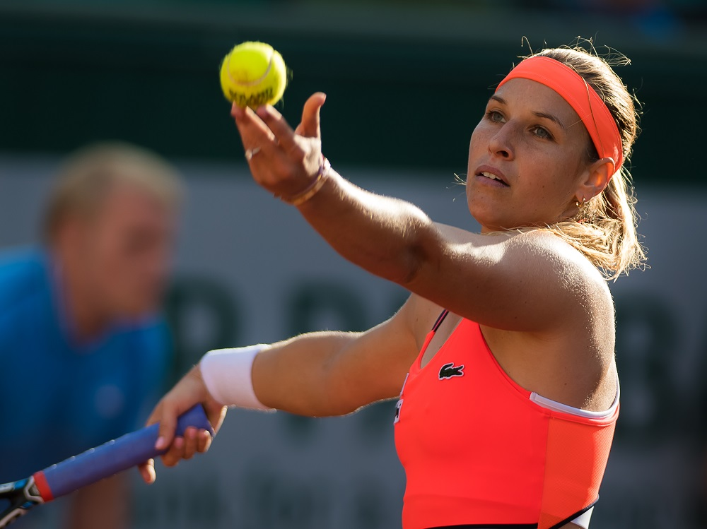 Dominika Cibulkova, Roland Garros, 2017