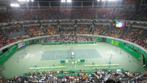 Olympic Men's Singles Final