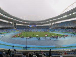 Athletics Session 1
