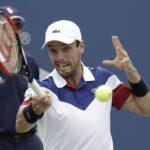 Roberto Bautista Agut US Open 2017, Flushing Meadows, USA