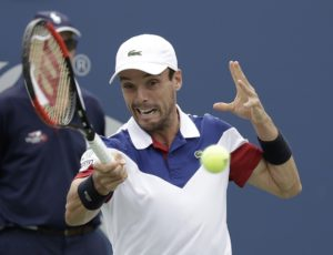 Roberto Bautista Agut US Open 2017, Flushing Meadows, USA