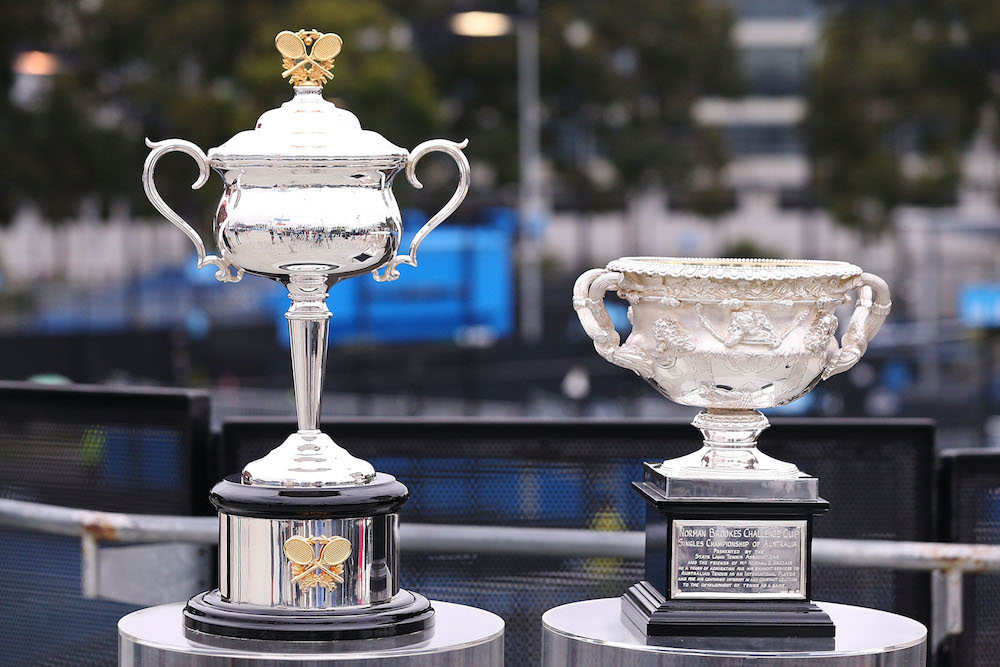 Australian Open 2019 Latest Tennis Schedules Draws Britwatch