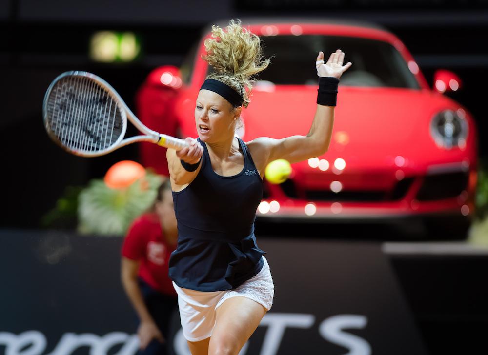 Laura Siegemund - 2017 WTA Porsche Tennis Grand Prix (c) Jimmie48 Tennis Photography