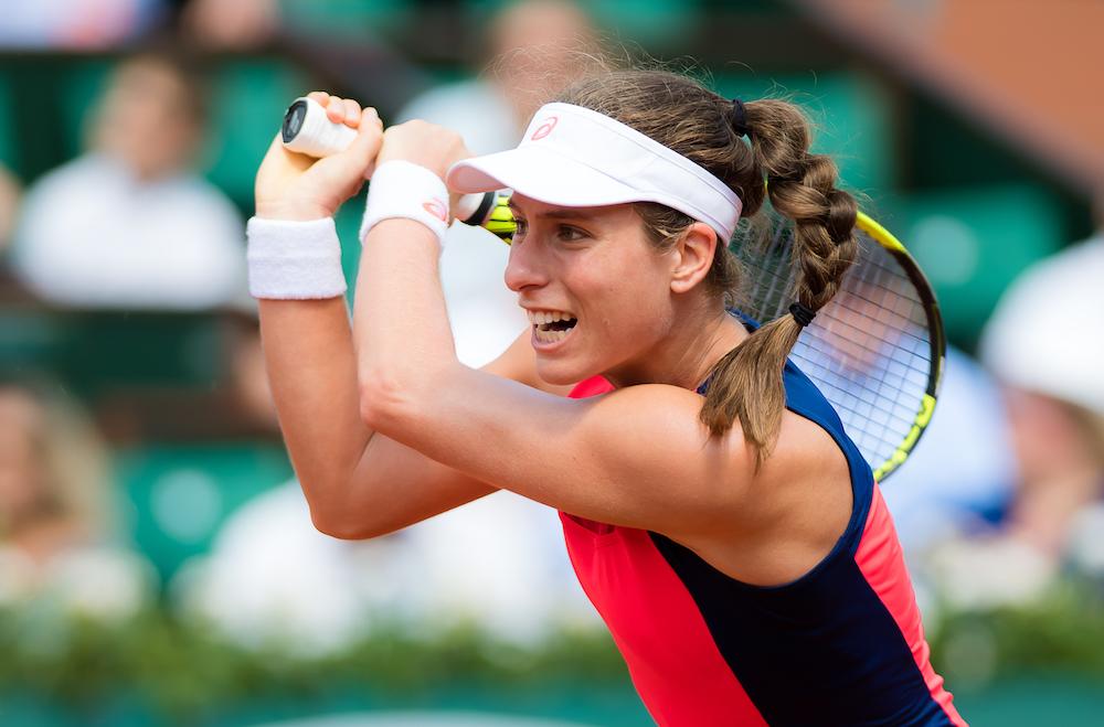 Johanna Konta - 2017 Roland Garros