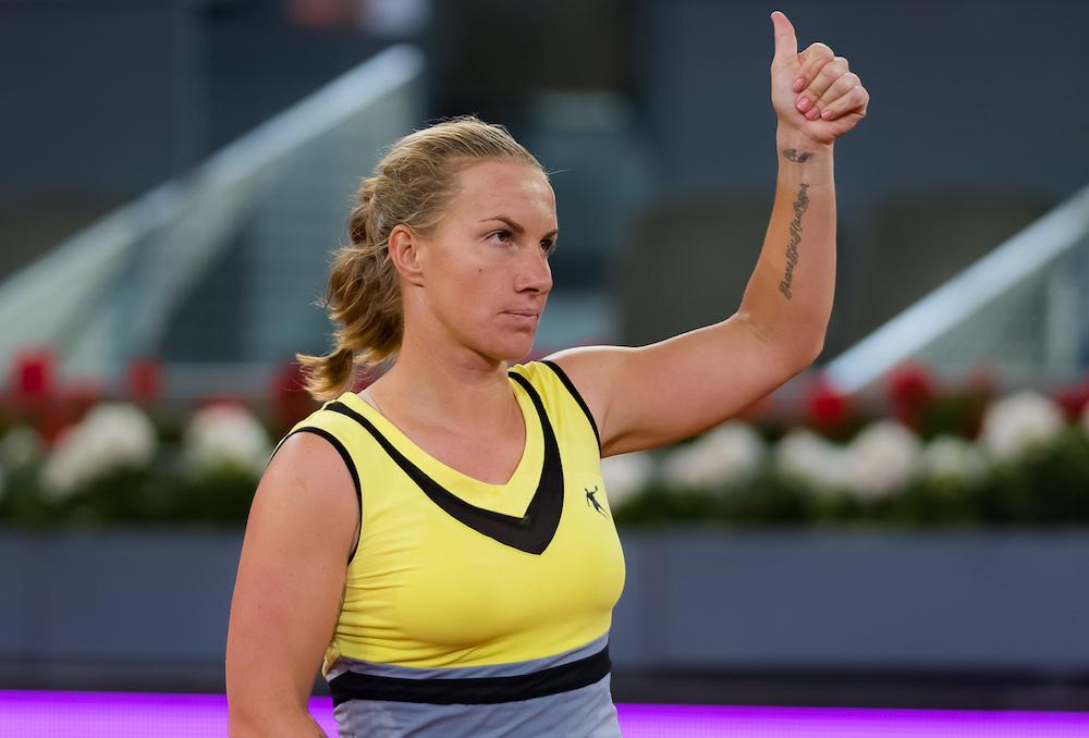 Svetlana Kuznetsova - 2017 WTA Mutua Madrid Open
