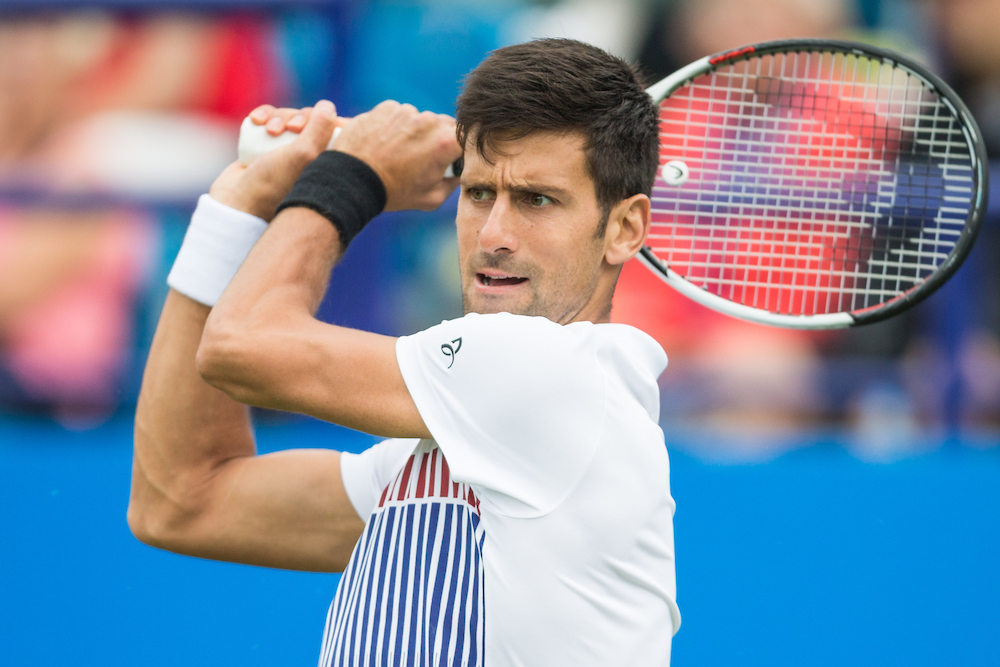 Novak Djokovic - 2017 ATP Aegon International