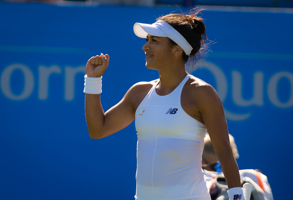 Heather Watson, Eastbourne 2017