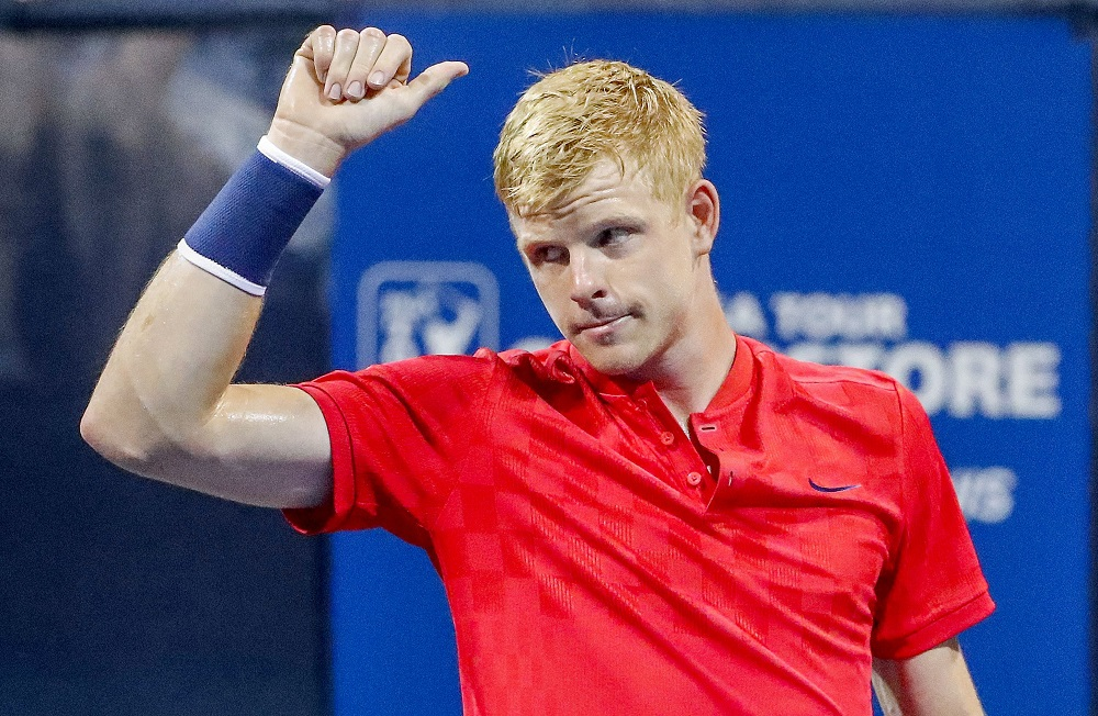 Kyle Edmund, Tennis Results, Tennis Scores, Tennis News