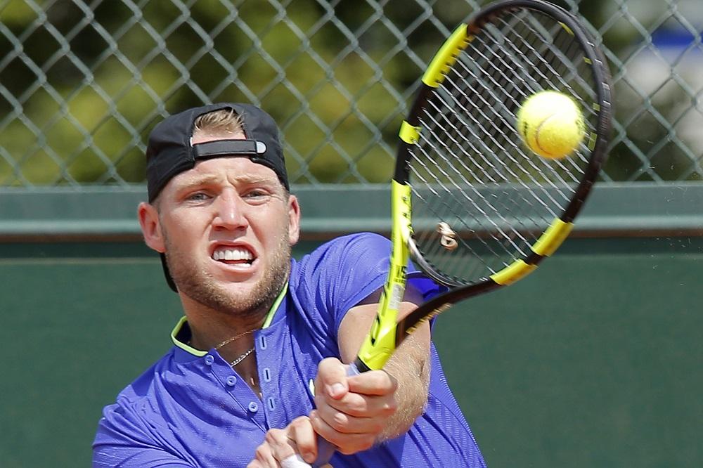 Jack Sock, Roland Garros 2017