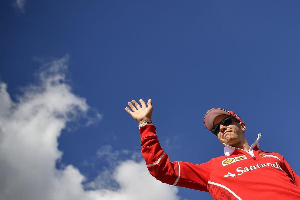 Sebastian Vettel, Hungarian Grand Prix 2017
