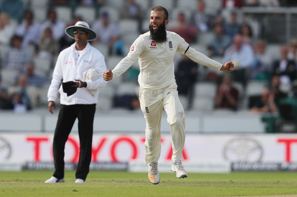 Moeen Ali, England v South Africa Test Series, 2017