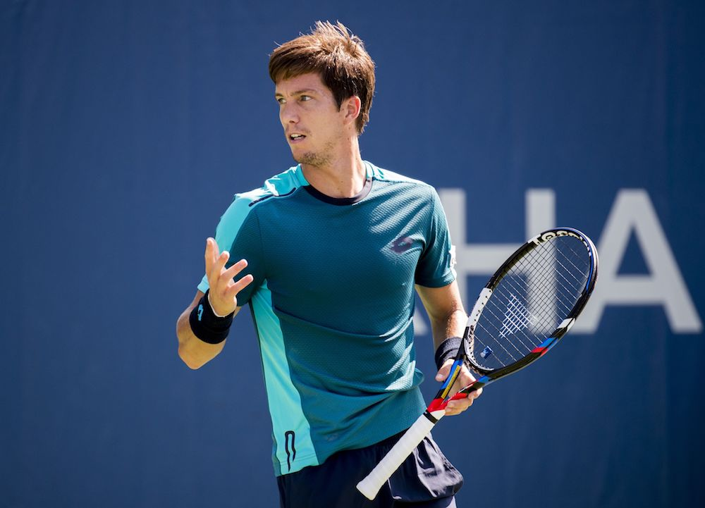 Aljaz Bedene US Open 2017, Flushing Meadows, New York