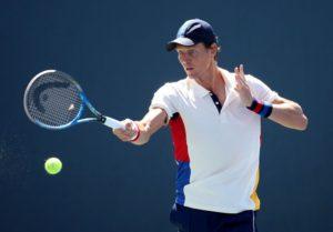 Tomas Berdych US Open 2017, Flushing Meadows, New York