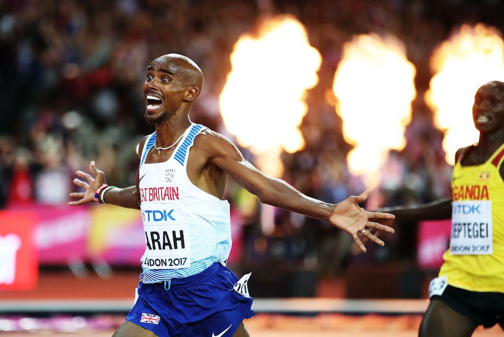 Mo Farah, IAAF World Championships London 2017, Athletics Results, Athletics News