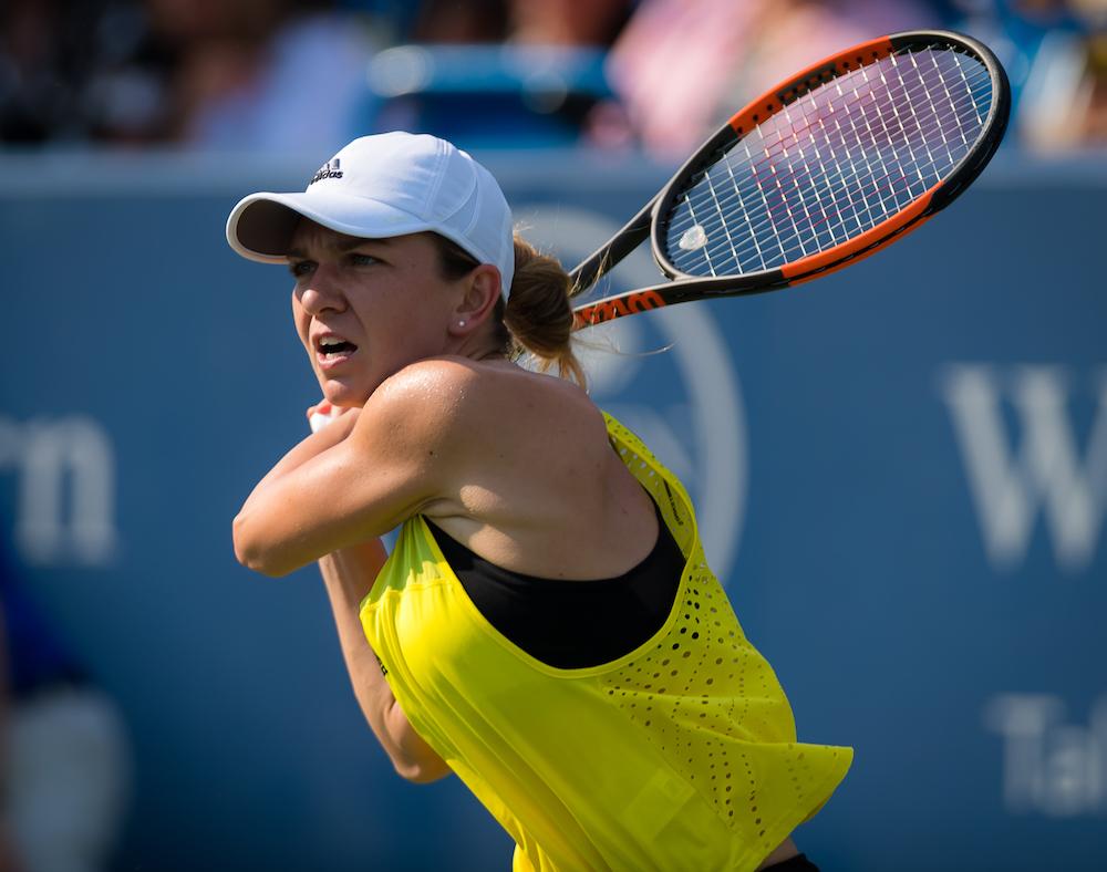 Simona Halep, Western & Southern Open WTA Cincinnati 2017