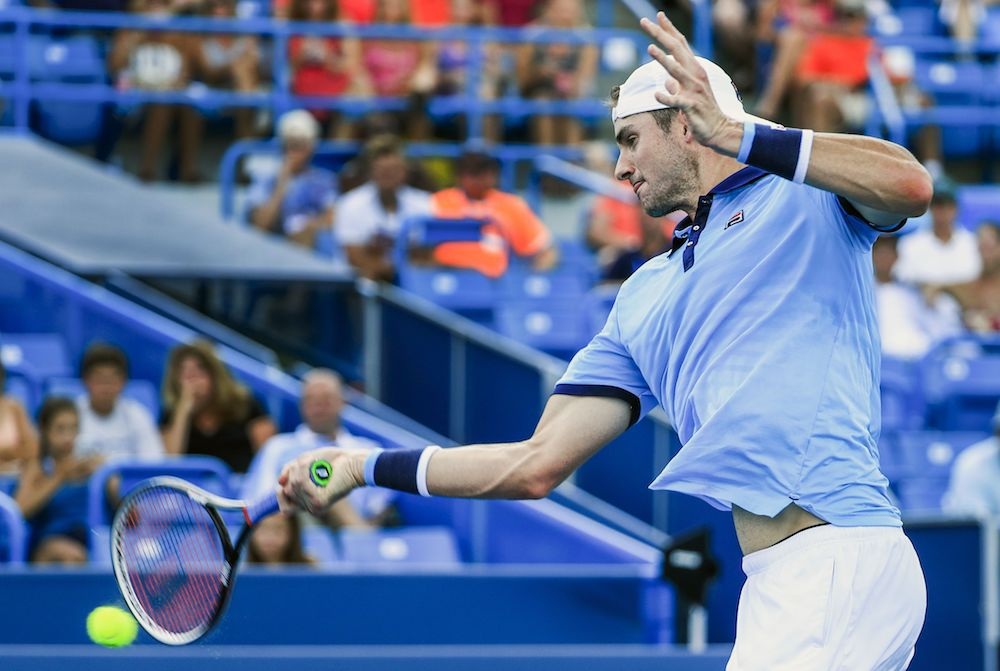 ohn Isner, Western & Southern Open, ATP Cincinnati Masters 1000 2017