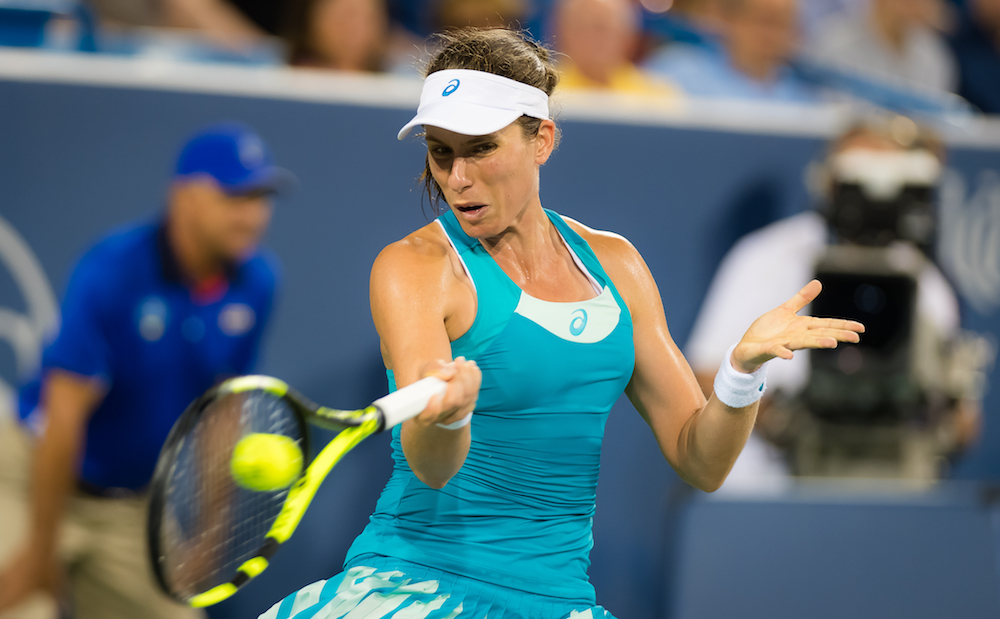 Johanna Konta Western & Southern Open, WTA Cincinnati 2017