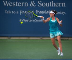 Johanna Konta Western & Southern Open, Cincinnati 2017