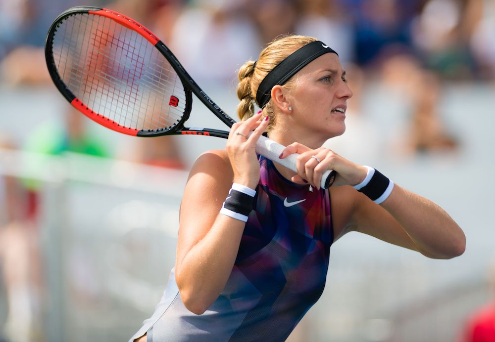Petra Kvitova US Open, Flushing Meadows, New York