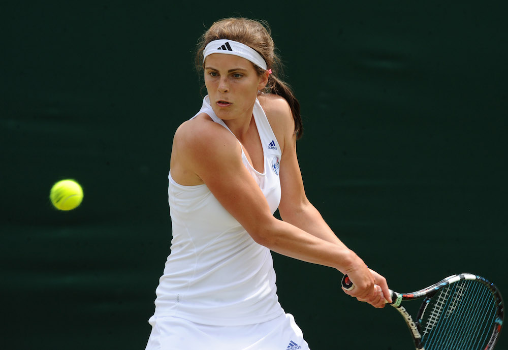 Maia Lumsden, Wimbledon 2013