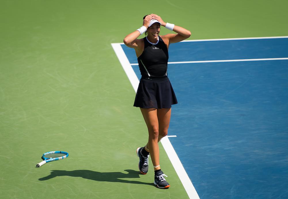 Garbine Muguruza Western & Southern Open, WTA Cincinnati 2017