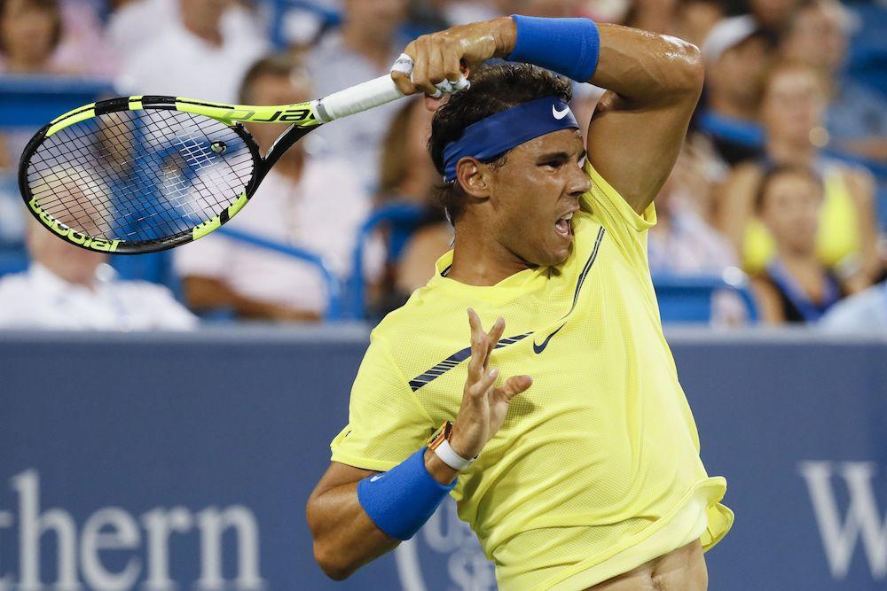 Rafael Nadal Western & Southern Open, Cincinnati 2017