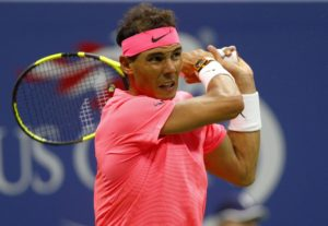 Rafael Nadal US Open 2017, Flushing Meadows, New York